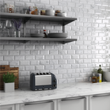 Carrara Metro 3x6 Gloss - mosaics-4-you