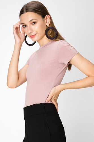 SS Crepe Top