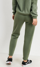 Load image into Gallery viewer, Soft Fleece French Terry Jogger Pants