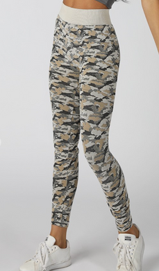 Modal Seamless Camo Leggings