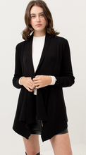 Load image into Gallery viewer, Drape Sweater Cardigan