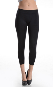 "Seamless Cropped 28"" Leggings"