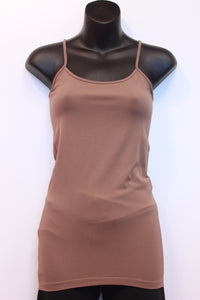 Seamless Basic Long Tank