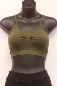 Seamless Cup Bralette