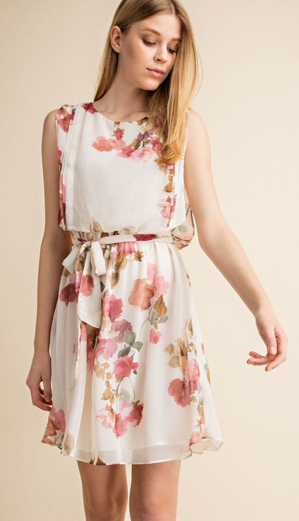 Floral Dress - Only 1 Pack Left