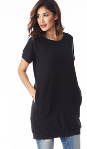 French Tunic SS Tunic Top