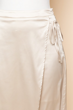 Load image into Gallery viewer, Midi Wrap Skirt