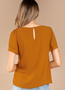 Open Sleeve Blouse (2 Colours)