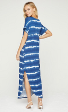 Load image into Gallery viewer, Tie-dye Stripe Maxi Dress (2 Colours)