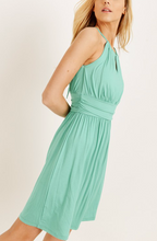 Load image into Gallery viewer, Halter Spaghetti Strap Dress (2 Colours)