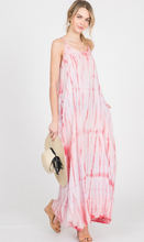 Load image into Gallery viewer, Tie-Dye Maxi Dress