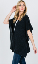 Load image into Gallery viewer, Kimono Light Knit Cardigan