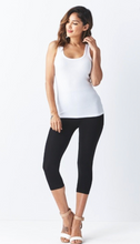 Load image into Gallery viewer, Modal Seamless Capri Leggings