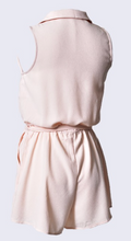Load image into Gallery viewer, Sleeveless Romper with Pockets