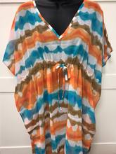 Load image into Gallery viewer, Tunic Sun Dress Cover Up