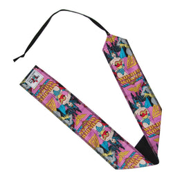 Girl Power Wrist Wraps