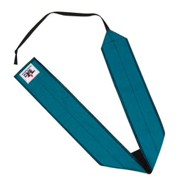 Teal Solid Wrist Wraps