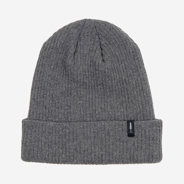 Recycled Cashmere Toque (Charcoal)