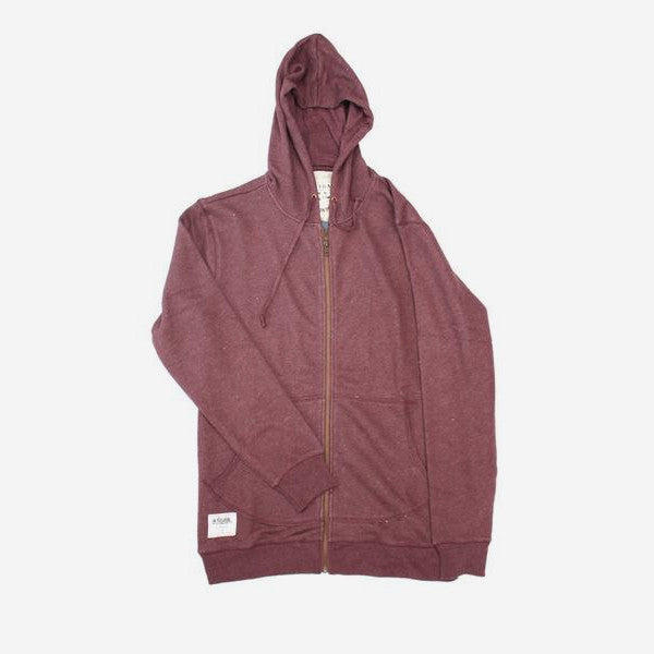 Mens 2nd Peak Organic – Burgundy