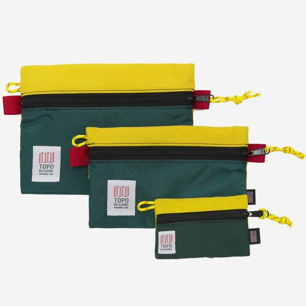 Accessory Bag (Sunshine/Forest)