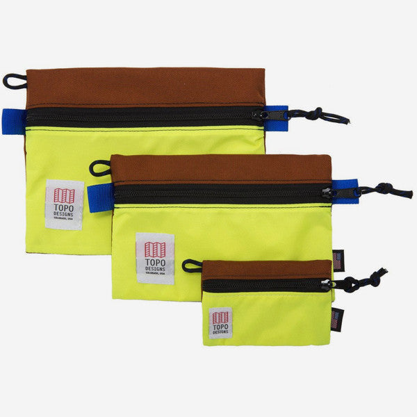 Accessory Bag (Clay/Yellow)
