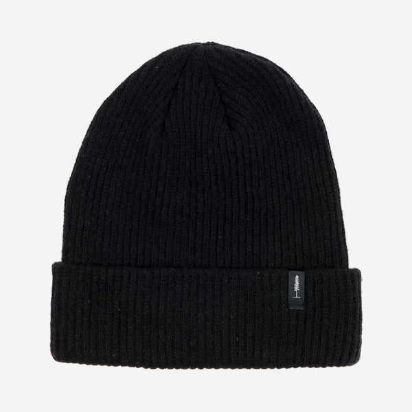 Recycled Cashmere Toque (Black)