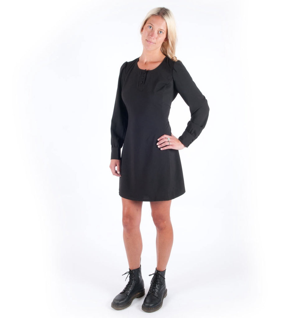 Womens Molly Dress - Black