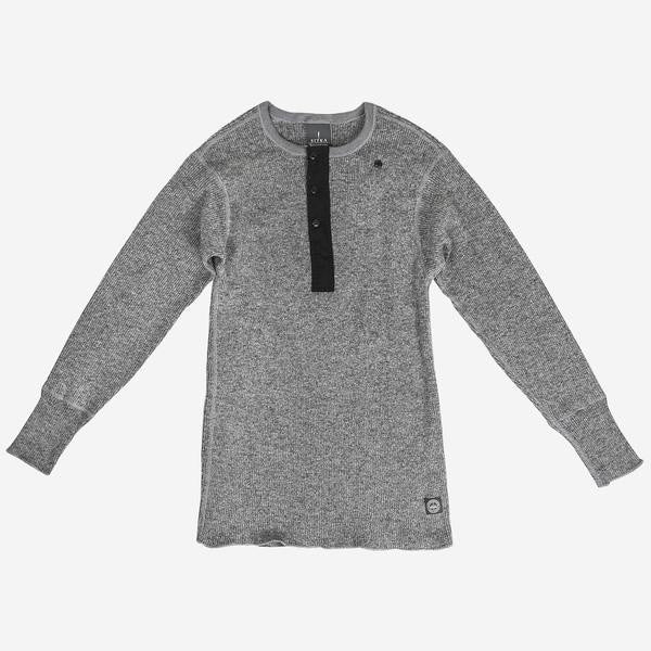 Mens Wool Sitka x Stanfield's Henley