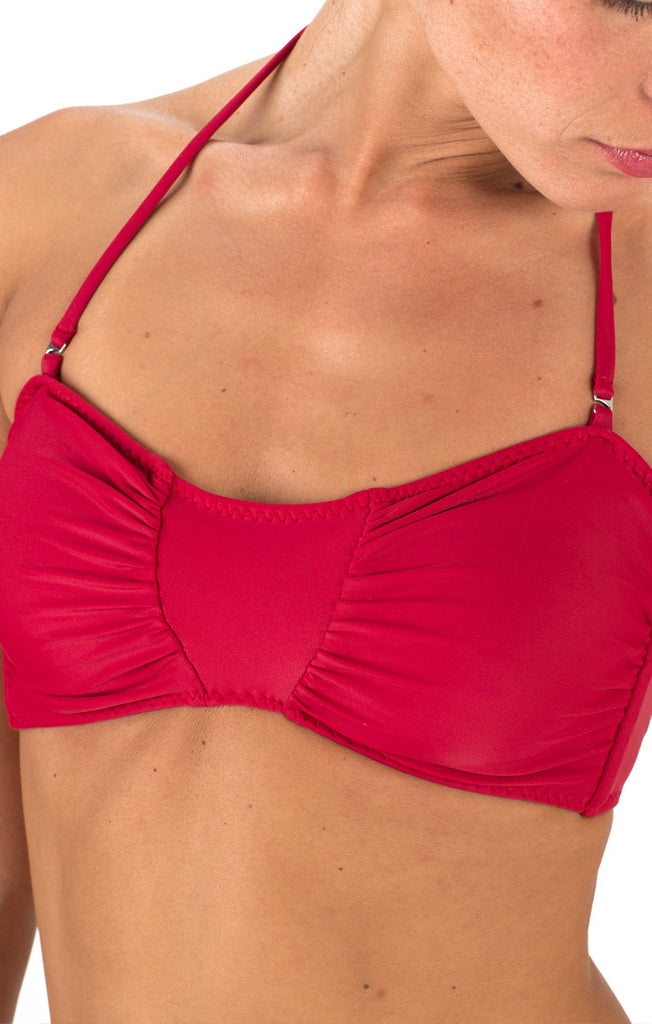 Womens Mary Lou Top - Red