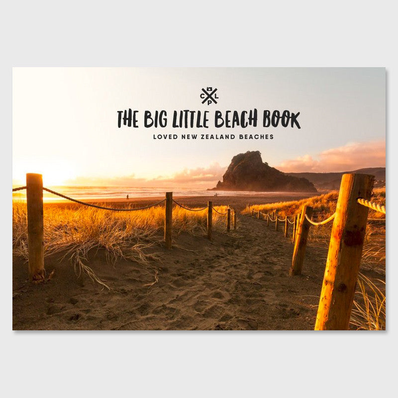 The Big Little Beach Book