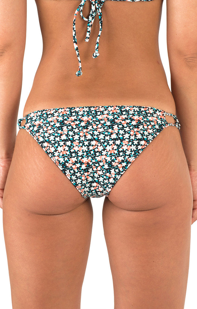 Joplin Bottoms - Black Floral