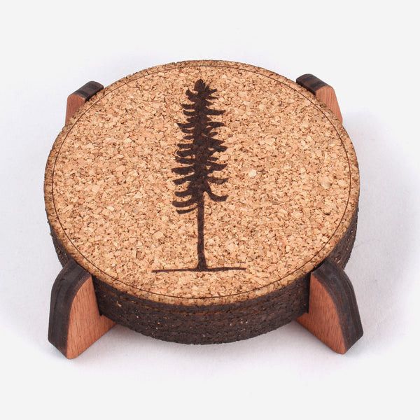 Sitka Coasters 6 Pack