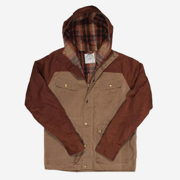 Mens Out Trip Jacket