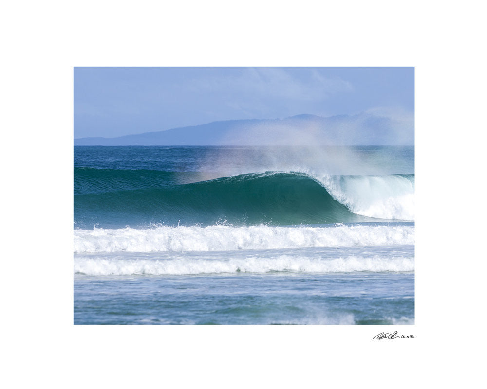 10 New Zealand Wave Prints