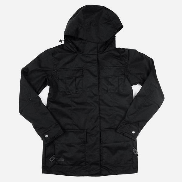 Womens Puffin Jacket (Graphite)