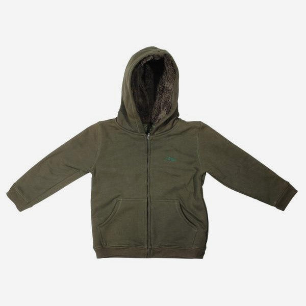 Sitka Seedling Toddler Hoodie - Rosin Green