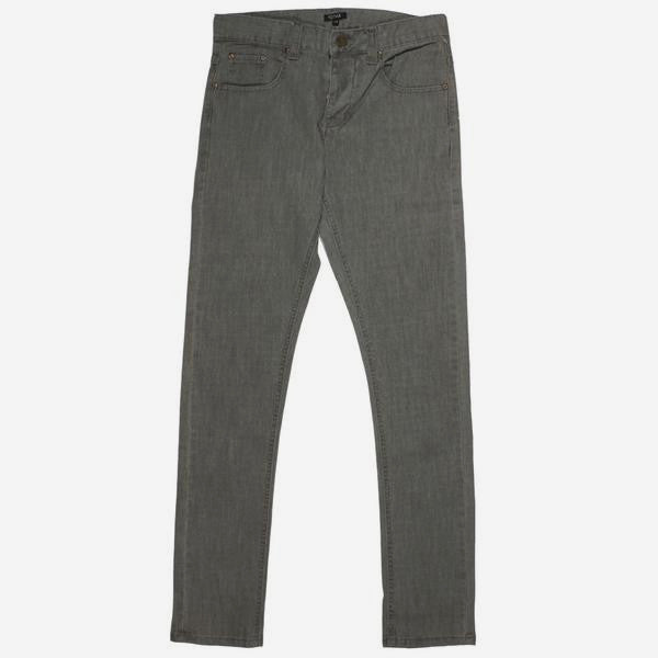 Mens Slim Sam Denim - Grey