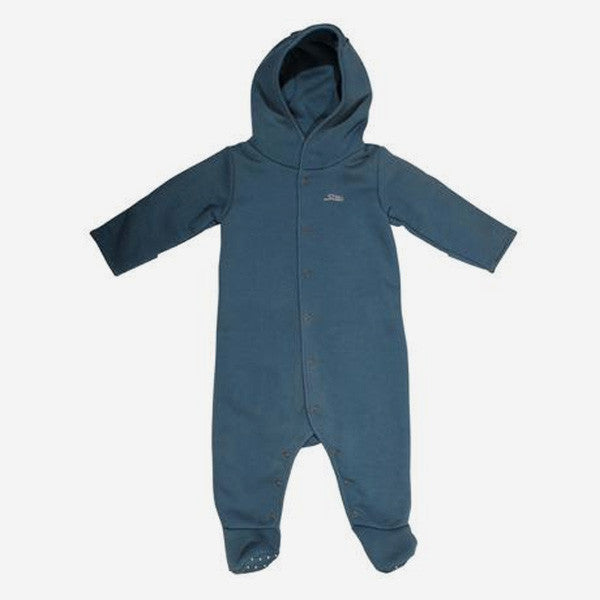 Baby Tumbler Hooded Jumper - Seaport Blue