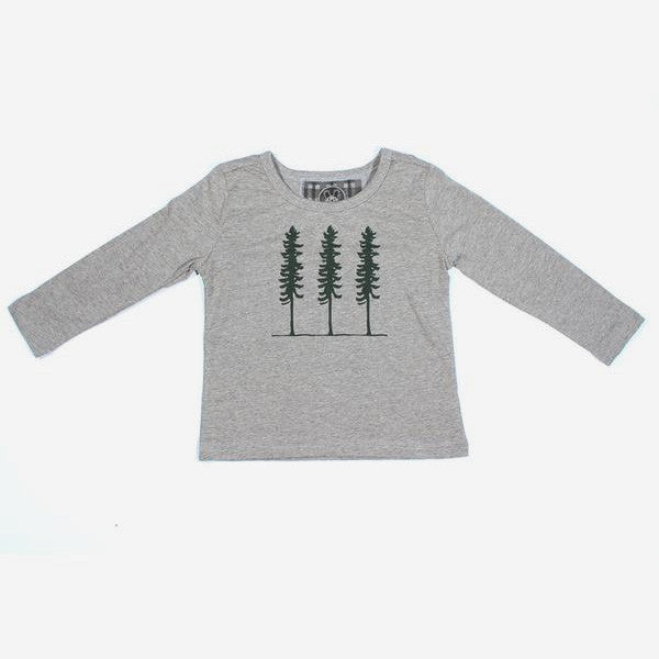 Toddler Triple Threat L/S Tee