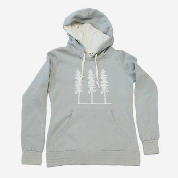 Girls Triple Threat Pullover Hoodie - High Rise