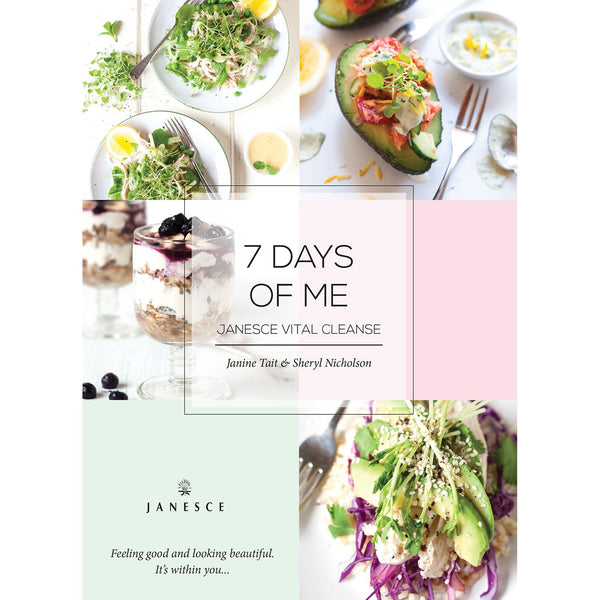 7 Days of Me Book