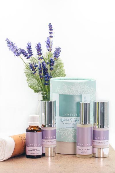 Janesce Hydrate & Glow Pack -  Lavender