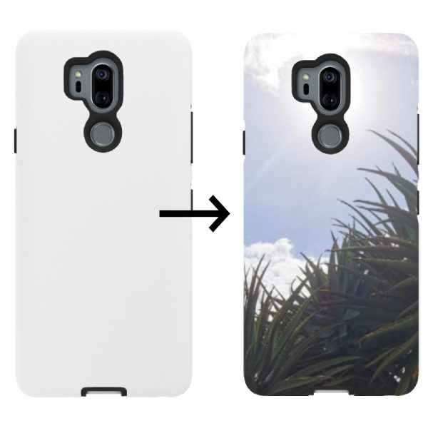 Design your own Glossy Tough Armour LG Cases