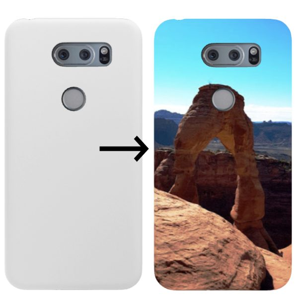 Design your own Matte Snap-on LG Cases