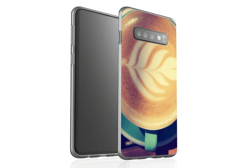 Design your own Flexi Clear Samsung Galaxy Cases