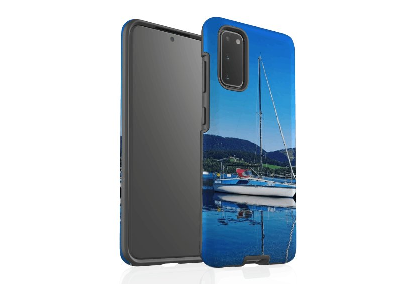 Design your own Glossy Tough Armour Samsung Galaxy Cases