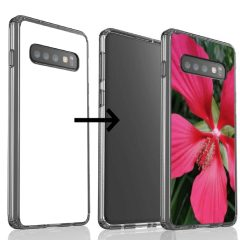 Design your own Thin Clear Samsung Galaxy Cases