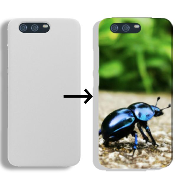 Design your own Glossy Snap-on Huawei Cases