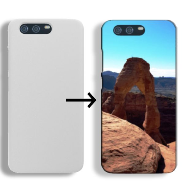 Design your own Matte Snap-on Huawei Cases