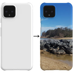 Design your own Glossy Snap-on Google Cases